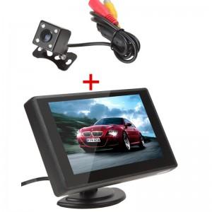 """LCD monitorius ir stebėjimo kamera """"Nufilmuosiu 2"""""""