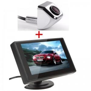 """LCD monitorius ir stebėjimo kamera """"Nufilmuosiu 4"""""""