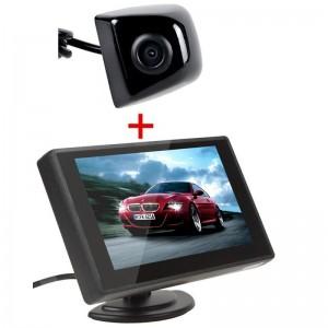"""LCD monitorius ir stebėjimo kamera """"Nufilmuosiu 5"""""""