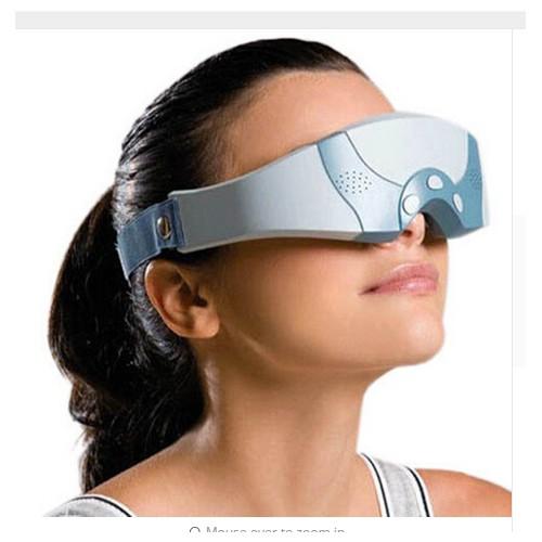 """Elektroninis akių ir kaktos masažuoklis """"Atsipalaidavimas 3"""""""