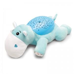 """Muzikinis ramaus miego žaislas """"Muzikinis hipopotamas"""""""