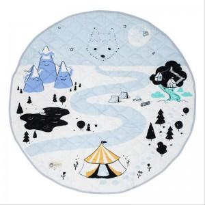 """Kilimėlis mažyliui """"Nuostabioji žiema"""""""