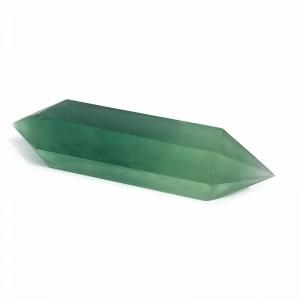 "Natūralus mineralas ""Žaliasis obeliskas"" (floritas, 8 cm)"