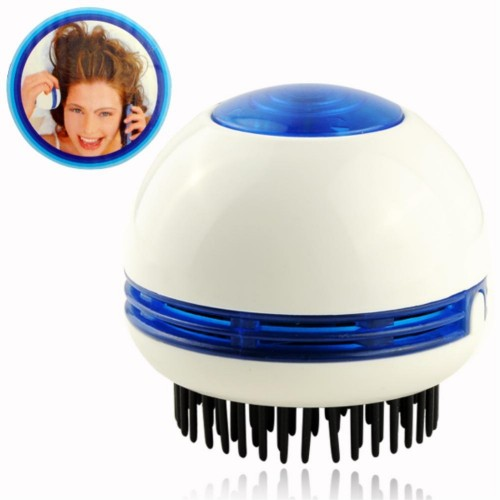 """Elektroninis vibruojantis galvos masažuoklis-šepetys """"Atsipalaidavimas 5"""""""