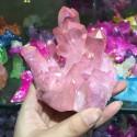 """Natūralus mineralas """"Nuostabioji svajonė"""" (rožinis kvarcas, 300 g)"""