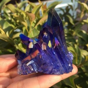 "Natūralus mineralas ""Mėlynoji magija"" (103 g)"