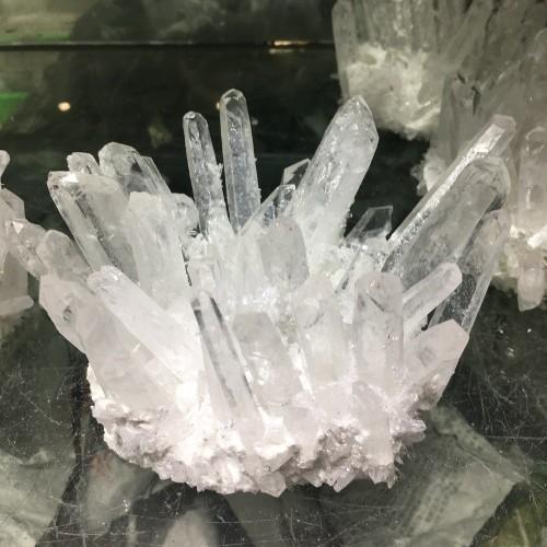 "Natūralus mineralas ""Nuostabioji svajonė 8"" (kvarco kristalas, 450 g)"