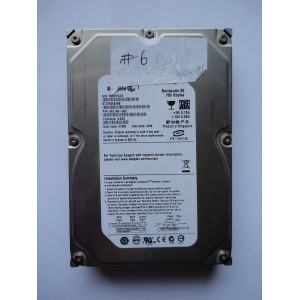 Kietasis diskas - Seagate Baracuda - 750 GB - ST3750640NS