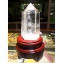 """Natūralus mineralas """"Puikusis skaidrusis obeliskas"""" (floritas, 100 g)"""