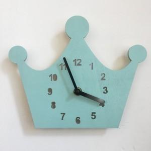 """Sieninis laikrodis """"Žalioji karūna"""" (24 cm)"""