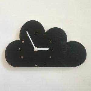 """Sieninis laikrodis """"Juodasis debesėlis"""" (24 cm)"""