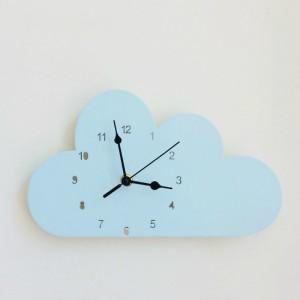 """Sieninis laikrodis """"Dangaus debesėlis"""" (24 cm)"""