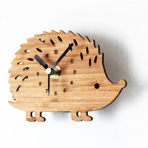 """Sieninis laikrodis """"Stilingasis ežiukas"""""""
