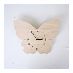 """Sieninis laikrodis """"Nuostabusis drugelis"""""""