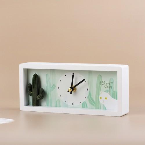"""Sieninis laikrodis """"Stilingasis paveikslas 2"""""""