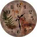 """Sieninis laikrodis """"Puikusis miškas"""""""