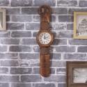 """Sieninis laikrodis """"Medžio stilius 4"""" (35 cm)"""
