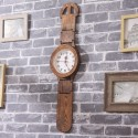 """Sieninis laikrodis """"Medžio stilius 5"""" (65 cm)"""