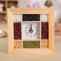 """Sieninis laikrodis """"Virtuvė sielai"""" (16 cm)"""