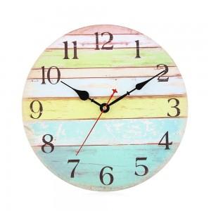 """Sieninis laikrodis """"Spalvotas stilius"""" (30 cm)"""