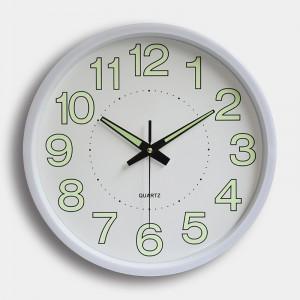 """Sieninis laikrodis """"Tebūnie šviesa 2"""" (30 cm)"""
