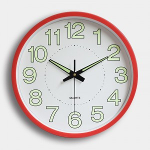 """Sieninis laikrodis """"Tebūnie šviesa 3"""" (30 cm)"""