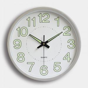 """Sieninis laikrodis """"Tebūnie šviesa 4"""" (30 cm)"""