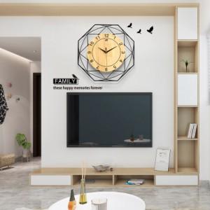 """Sieninis laikrodis """"Stiliaus progresas"""" (34 cm)"""