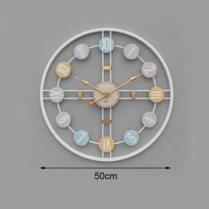 """Sieninis laikrodis """"Stiliaus progresas 6"""" (50 cm)"""