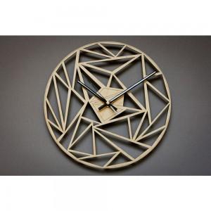 """Sieninis laikrodis """"Moderniausias stilius 3"""" (29 cm)"""