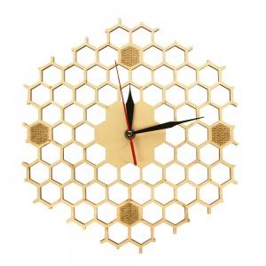 """Sieninis laikrodis """"Moderniausias stilius 5"""" (29 cm)"""