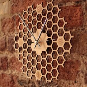 """Sieninis laikrodis """"Moderniausias stilius 7"""" (29 cm)"""