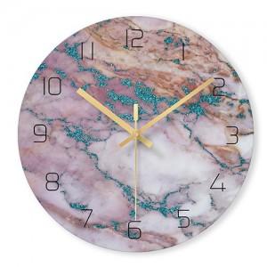 """Sieninis laikrodis """"Marmurinis stilius 3"""" (29 cm)"""