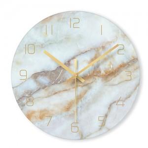 """Sieninis laikrodis """"Marmurinis stilius 4"""" (29 cm)"""