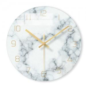 """Sieninis laikrodis """"Marmurinis stilius 5"""" (29 cm)"""