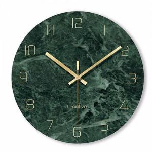 """Sieninis laikrodis """"Marmurinis stilius 13"""" (29 cm)"""