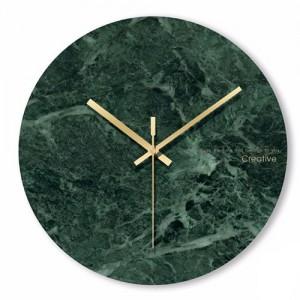 """Sieninis laikrodis """"Marmurinis stilius 18"""" (29 cm)"""