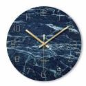 """Sieninis laikrodis """"Marmurinis stilius 19"""" (29 cm)"""