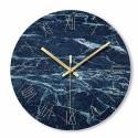 """Sieninis laikrodis """"Marmurinis stilius 20"""" (29 cm)"""