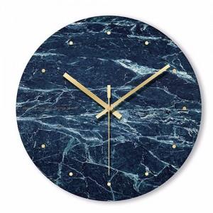"""Sieninis laikrodis """"Marmurinis stilius 21"""" (29 cm)"""