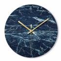 """Sieninis laikrodis """"Marmurinis stilius 22"""" (29 cm)"""
