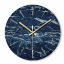"""Sieninis laikrodis """"Marmurinis stilius 23"""" (29 cm)"""