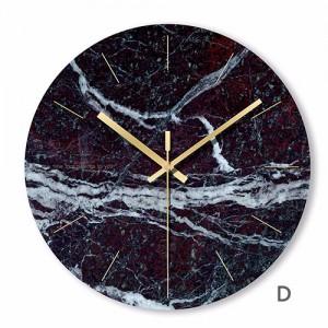 """Sieninis laikrodis """"Marmurinis stilius 27"""" (29 cm)"""