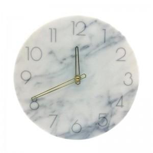 """Sieninis laikrodis """"Marmurinis stilius 30"""" (28 cm)"""