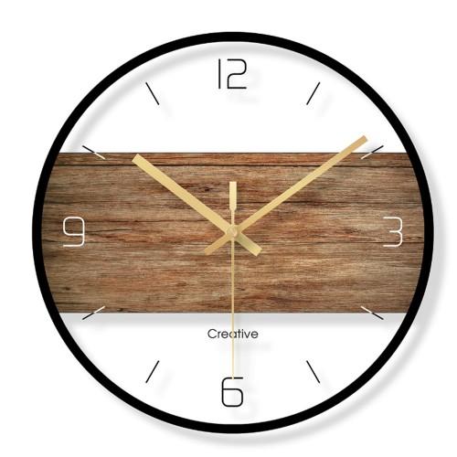 """Sieninis laikrodis """"Moderniausias stilius 8"""" (30 cm)"""