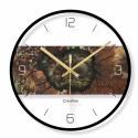 """Sieninis laikrodis """"Moderniausias stilius 10"""" (30 cm)"""