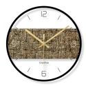 """Sieninis laikrodis """"Moderniausias stilius 14"""" (30 cm)"""