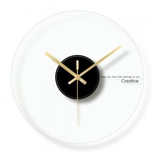"""Sieninis laikrodis """"Plokštelė 6"""" (30 cm)"""