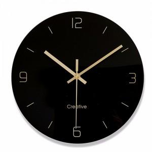 """Sieninis laikrodis """"Plokštelė 7"""" (30 cm)"""