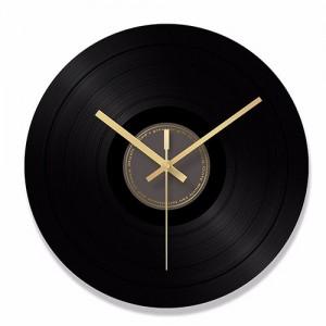 """Sieninis laikrodis """"Plokštelė 8"""" (30 cm)"""